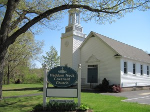 Haddam Neck Covenant Church.