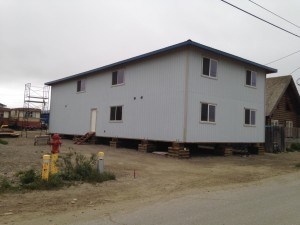 Triplex Painted